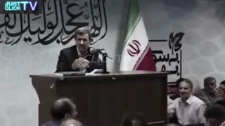 احمدی نژاد : نمی تونی برو کنار !!!