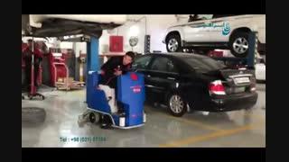 اسکرابر - اسکرابر سرنشین دار - اسکرابر خودرویی