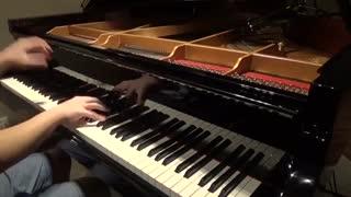پیانوی  انیمه  کمیاگر تمام فلز 5