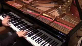 پیانوی اوپنینیگ فصل1 توکیو غول