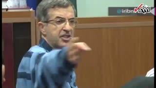 گزارش صداوسیما از دادگاه جنجالی مشایی