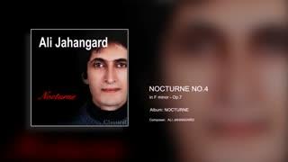 Nocturne No.4 Op.7 - Ali Jahangard - علی جهانگرد