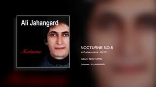 Nocturne No.8 Op.12 - Ali Jahangard - علی جهانگرد