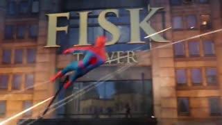 20 دقیقه ابتدایی بازی Marvel's Spider-Man