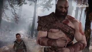 بررسی ویدئویی بازی God Of War