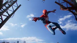 تریلر روز عرضه Marvel's Spider-Man با نام Be Greater