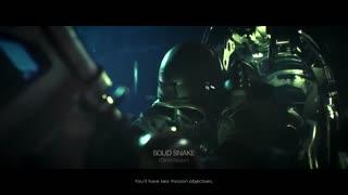 بازسازی مقدمه بازی Metal Gear Solid در Unreal Engine 4