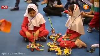 برنامه دوربین7 ویژه برنامه سیزدهمین جشنواره لکوکاپ شریف