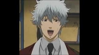 Gin chan singing _gintama