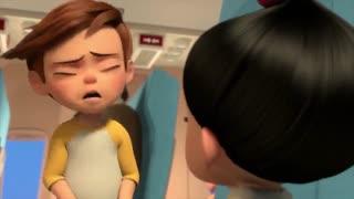 انیمیشن بچه رئیس : بازگشت به کار | دوبله پارسی | قسمت 10