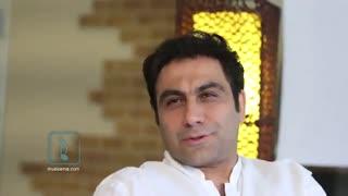 گفتگو با سعید شهروز