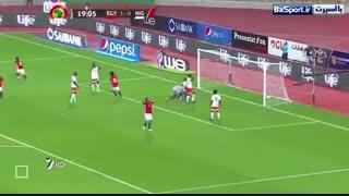 خلاصه بازی مصر 6-0 نیجر (درخشش محمد صلاح)