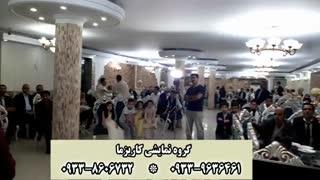 نمایش شاد و سرگرم کننده در مجالس عروسی مذهبی