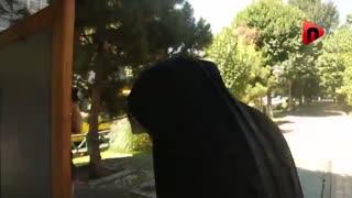 چالش عجیب حجاب در وسط خیابان