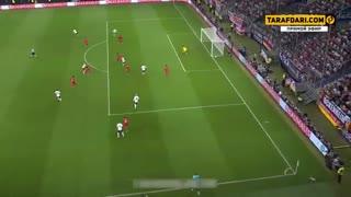 خلاصه بازی آلمان 2-1 پرو