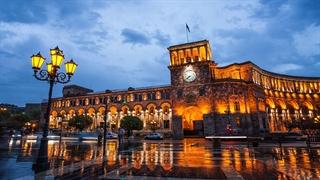 نگاهی کلی به ارمنستان