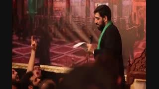 پیشت نباشم دلم آشوبه-سید مجید بنی فاطمه