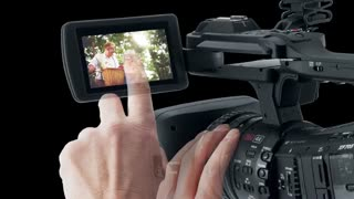 ویدئوی معرفی دوربین فیلمرداری حرفه ای Canon XF705