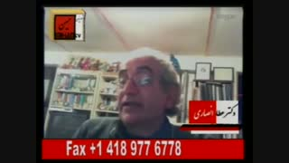 دکتر عطا انصاری از بیماری های قلب و عروق می گوید