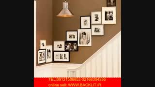 تزیین دکوراسیون داخلی با قاب عکس