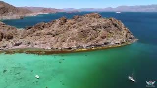 مکزیک - سرزمین شگفت آور از نمای آسمان