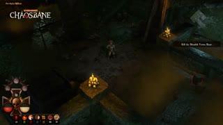 ویدیوی گیم پلی بازی Warhammer Chaosbane