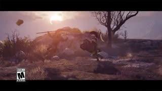 تبلیغ تلویزیونی بازی Assassin's Creed: Odyssey