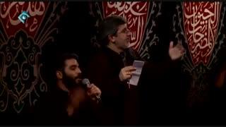 مراسم سینه زنی شب چهارم محرم ۹۷ با نوای محمد رضا طاهری _نیوز پارسی
