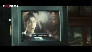 فیلم میلیونر زاغه نشین : سکانس اسکانس ۱۰۰ دلاری و در جستجوی لاتیکا
