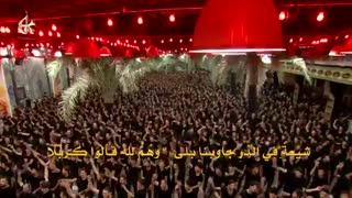 امشو ۩ منتخب بی نظیرترین و باشکوه ترین مراسم عزاداری و سینه زنی باسم کربلایی