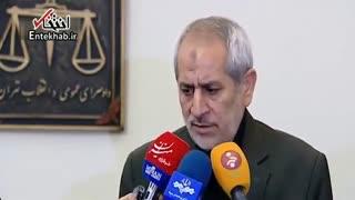 دادستان تهران: پرونده دختر وزیر سابق تکمیل و متهم در بازداشت است/ دستگیری سه مقام دولتی در حوزه کالا و ارز