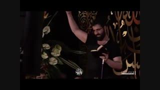حاج حسین سیب سرخی-شب ششم محرم