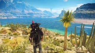 ویدئوی جدید از بازی Just Cause 4 - جهان و زیستبوم جدید بازی