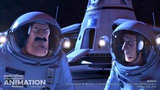 انیمیشن کوتاه ASTERIA