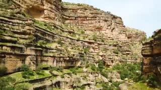 """سفر به دره رؤیایی """"شیرز""""؛ جاذبهای شگفتانگیز در کوهدشت"""