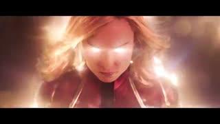 اولین تریلر فیلم Captain Marvel