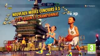 تریلر اعلام تاریخ عرضه NBA 2K Playgrounds 2