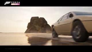 """تریلر ماشینهای """"جیمز باند"""" برای Forza Horizon 4"""