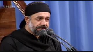 مداحی شب تاسوعای حسینی (ع) با صدای محمود کریمی در حسینیه امام خمینی