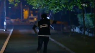 سکانس خنده دار سریال تولید کننده برای مسابقه ی الهی جون