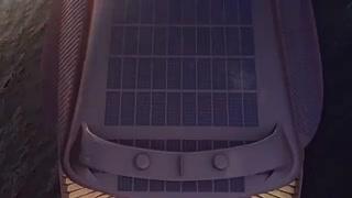طراحی اولین قایق تفریحی خورشیدی جهان