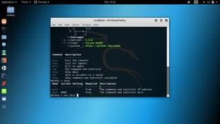 Kali Linux - HatKey | Best Keylogger !