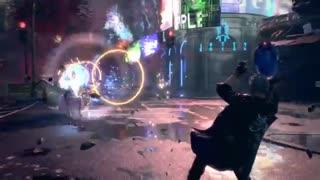 تریلر معرفی شخصیت Mega Buster بازی Devil May Cry 5