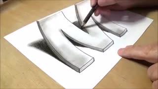 نقاشی جادویی بکشید