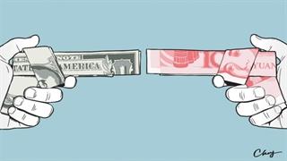 جنگ تجاری دو غول اقتصاد دنیا