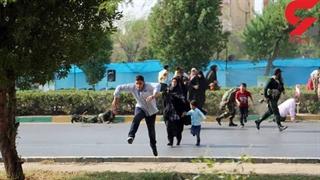 نخستین اعترافات سخنگوی گروهک الاحوازیه به انجام حمله تروریستی صبح امروز در رژه نیروهای مسلح در اهواز