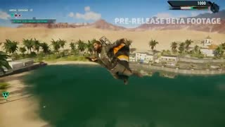 ویدئوی 20 دقیقه از گیم پلی بازی Just Cause 4