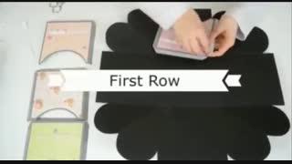 آموزش ساخت جعبه کادویی - سوپرایزی