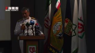 پاسخ جالب ناو ایرانی به پیام نظامیان رژیم صهیونیستی در مدیترانه