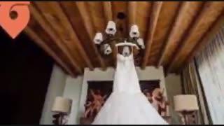 اجاره تاج عروس -اجاره لباس عروس لاکچری